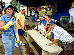 spanish volunteer service learning